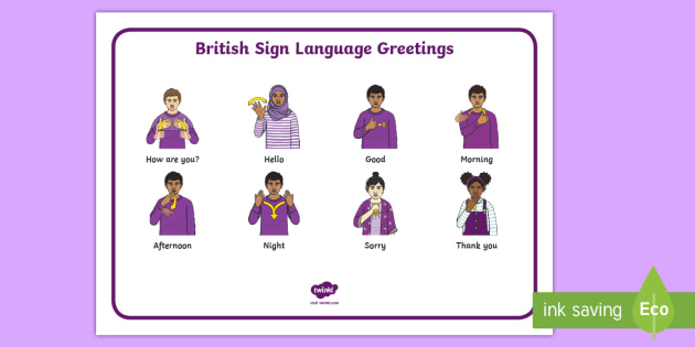 British sign language bsl greetings word mat deaf community british sign language bsl greetings word mat deaf community deaf awareness m4hsunfo