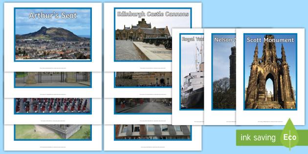 Edinburgh Landmark Display Photos - Scottish Cities, Scotland, city, landmark, tourist, tourism, photographs,Scottish