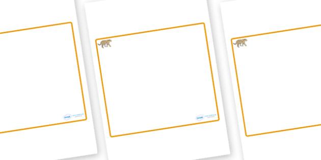 Leopard Themed Editable Classroom Area Display Sign - Themed Classroom Area Signs, KS1, Banner, Foundation Stage Area Signs, Classroom labels, Area labels, Area Signs, Classroom Areas, Poster, Display, Areas