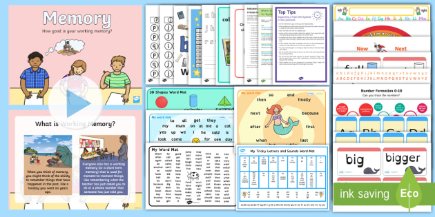 Supporting Dyslexia in KS2 Resource Pack - Multisensory Learning ...