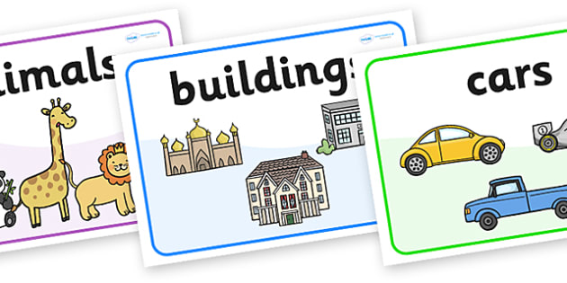 Small World Area Display Words - Small World Area, Display Words, Doll, Toys, Cars, Dolls House, Play people, small, small world