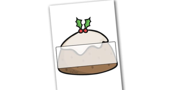 Editable A4 Christmas Pudding - christmas, xmas, editable, image, editable image, christmas pudding, editable christmas pudding, pudding, display pudding, display christmas pudding, A4 christmas pudding, editable picture, editable display image, disp