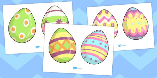 Display Easter Eggs - australia, display, easter eggs, easter