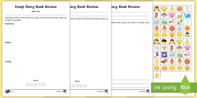story e-book evaluate during english