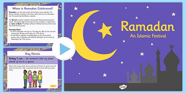 Ramadan Daily Kindness Calendar - ramadan, daily, kindness, calendar