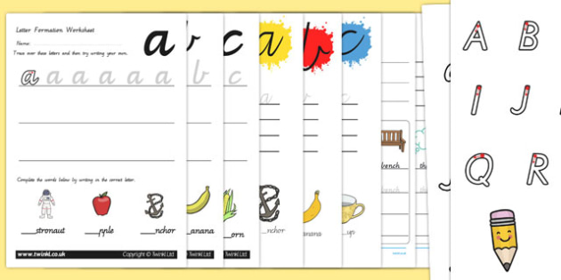 victoria cursive letter formation pack handwriting resource. Black Bedroom Furniture Sets. Home Design Ideas