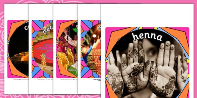 Diwali Display Photo Cut Outs - festivals, celebrations, religion
