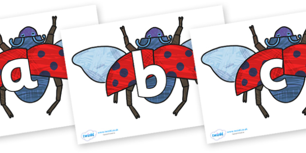 Phoneme Set on Bad Tempered Ladybird to Support Teaching on The Bad Tempered Ladybird - Phoneme set, phonemes, phoneme, Letters and Sounds, DfES, display, Phase 1, Phase 2, Phase 3, Phase 5, Foundation, Literacy