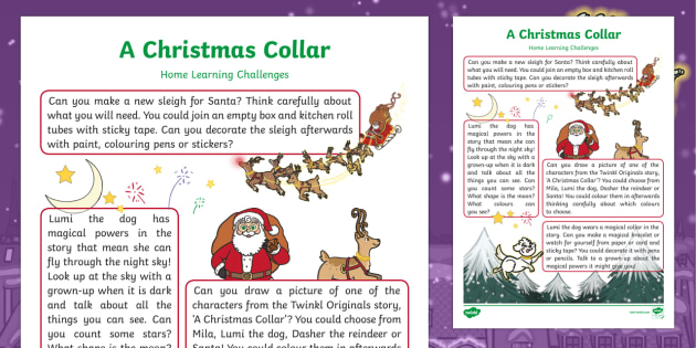 t tp 5705 a christmas collar home learning challenges nursery fs1 english ver 1