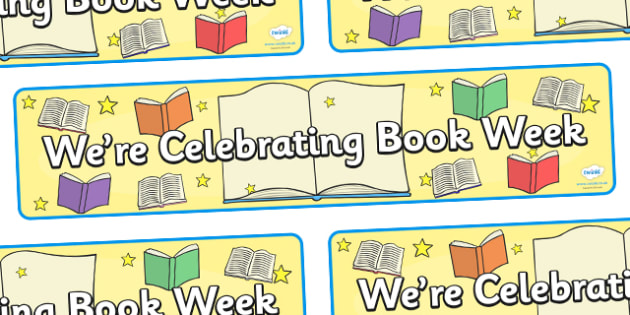 Book Week Display Banner - Book Day, World, books, book area, Book Corner, Library, Banner, Foundation Stage Area Signs, Classroom labels, Area labels, Area Signs, Classroom Areas, Poster, Display, Areas