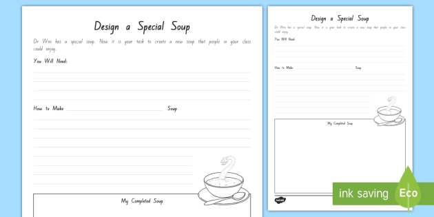 FREE! - Years 3 and 4 Week 4 Chapter Chat Design a Special
