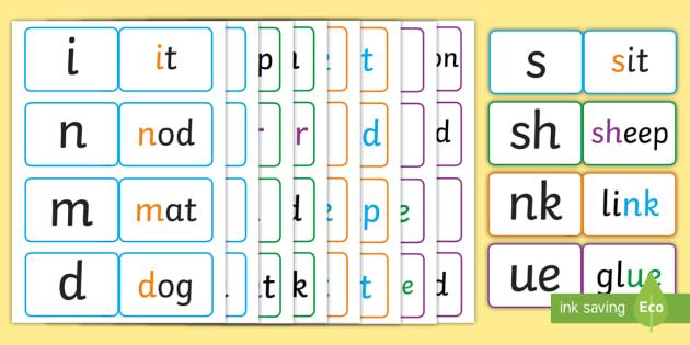 Phase 2-5 Phoneme Flashcards Pack - Phase 2-5 Phoneme ...