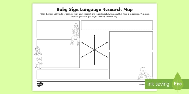 baby sign language research papers For the first time in my life, i got the opportunity to interactive with a society outside my own i was able to sign (basic words) to individuals who were deaf, and it was so amazing being able to communicate i enjoyed the experience very much, and one day i hope to take more classes in sign language and become more fluent in the language.