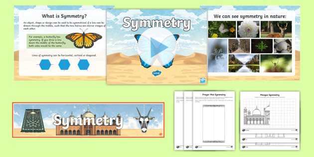 symmetry powerpoint pack