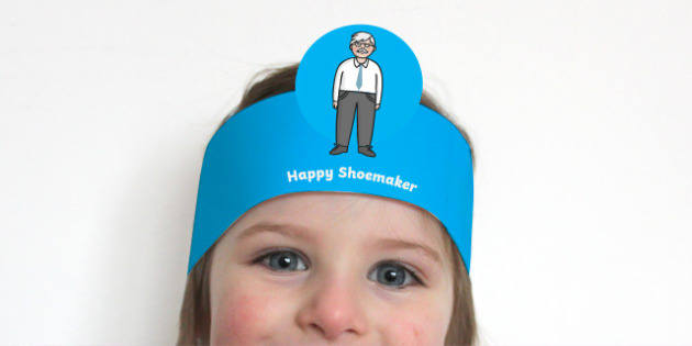 The Elves and the Shoemaker Role Play Headband - role-play, elves