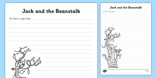 Jack and the Beanstalk Giant