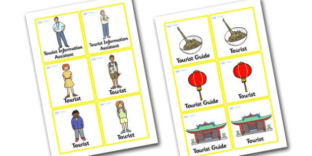 Beijing Tourist Information Office Role Play Badges - beijing, tourist information, office, role play, bages, beijing badges, beijing role play, tourist
