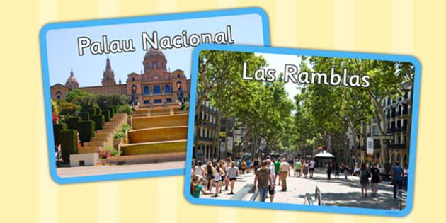 Barcelona Display Photos - barcelona, display photos, display, photos