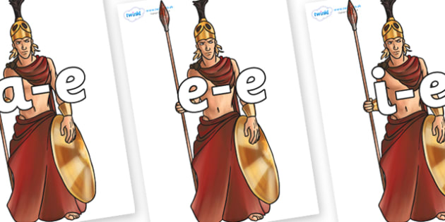 Modifying E Letters on Ares - Modifying E, letters, modify, Phase 5, Phase five, alternative spellings for phonemes, DfES letters and Sounds