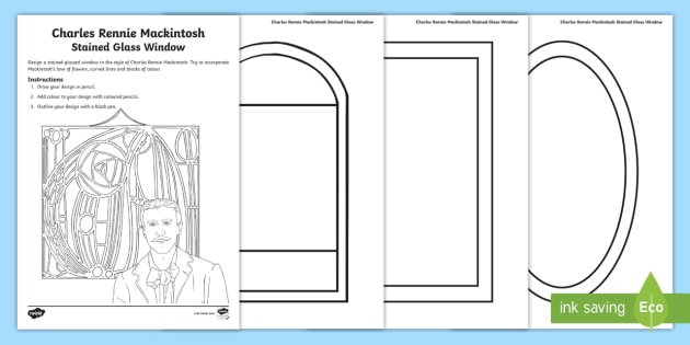 Charles Rennie Mackintosh Art Ideas Ks2