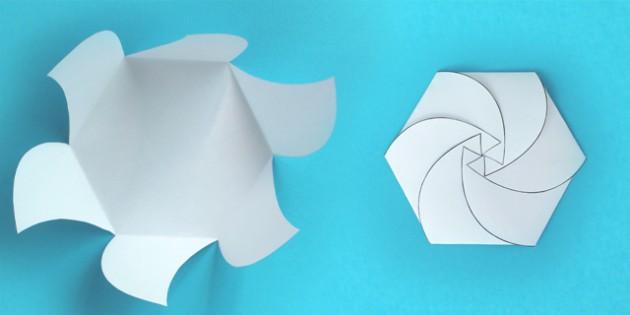 Interactive Notebook Flower Flaps - interactive, flower, notebook