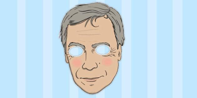 Nigel Farage Role Play Mask - nigel farage, role-play, mask