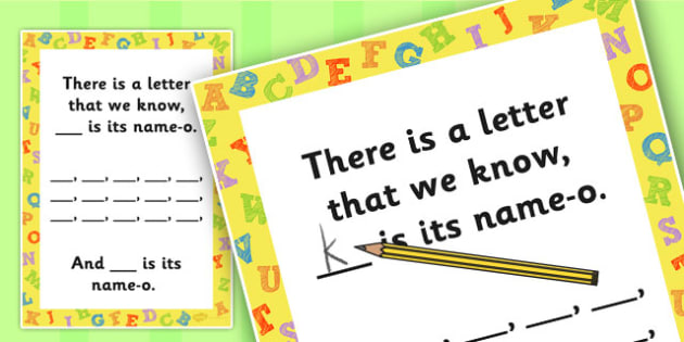 New Letter Rhyme Writing Template - letter, rhyme, template, new, display