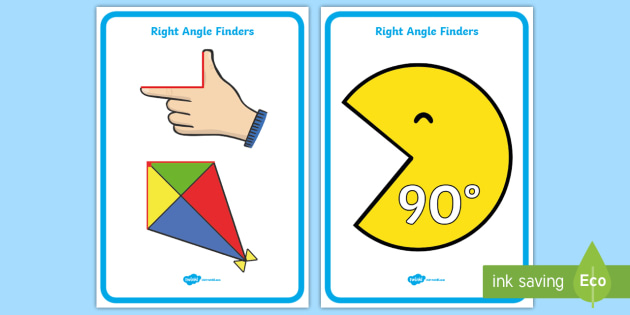 What Are Right Angles : Right angle finders