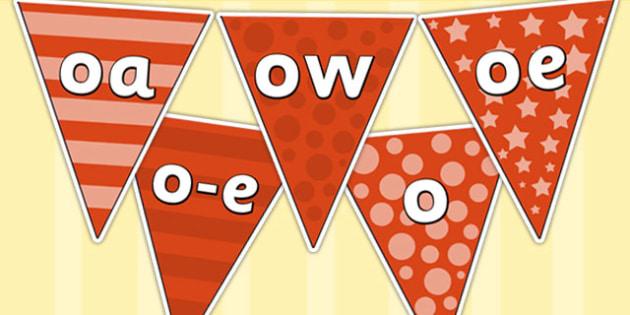 oa Sound Family Display Bunting - oa sound, display bunting, oa family display bunting, oa sound display bunting, sound bunting, bunting