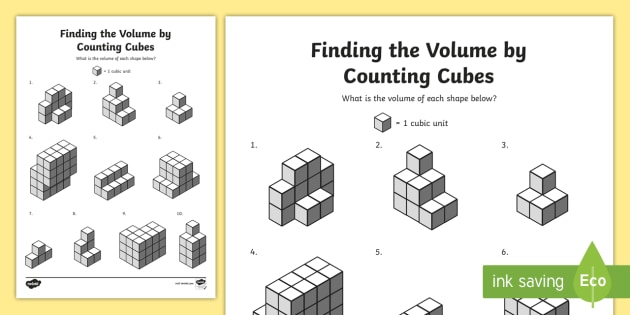 t2-m-4754-volume-by-counting-cubes-activity-sheet-_ver_2 Volume Worksheet Counting Cubes on volume 5th grade math worksheets, volume and surface area math worksheets, tens unifix cubes counting worksheet, volume of prisms worksheets, volume rectangular prism,