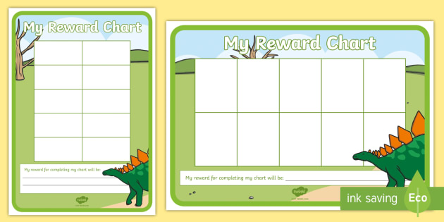 dinosaur ten frame sticker reward charts tens frame early