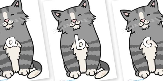 Phase 2 Phonemes on Kittens - Phonemes, phoneme, Phase 2, Phase two, Foundation, Literacy, Letters and Sounds, DfES, display
