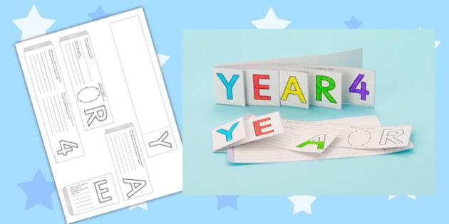 Year 4 Write Up Booklet Romanian Translation - romanian, year 4, write up