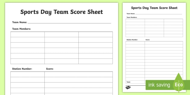 ks1 sports day score sheet activity key stage 1 ks1 year 1. Black Bedroom Furniture Sets. Home Design Ideas