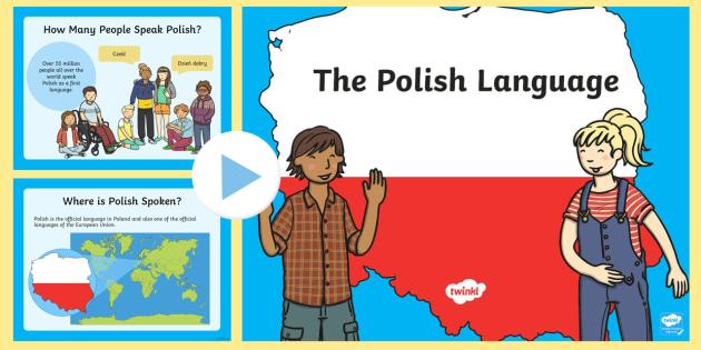 The Polish Language PowerPoint