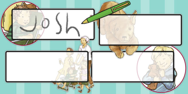 Editable Self-Registration to Support Teaching on Dogger - personal, edit, labels, label
