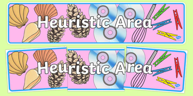 Heuristic Area Display Banner