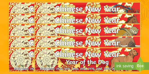 chinese new year display banner resource pack china celebration around the world