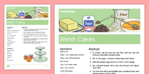 Elderly Care St David's Day Food Recipe - Elderly, Reminiscence, Care Homes, St. David's Day