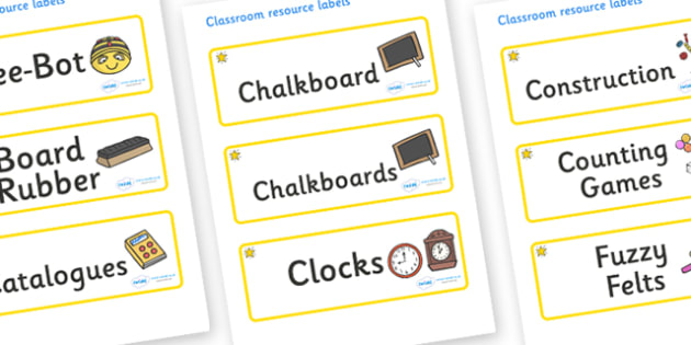 Star Themed Editable Additional Classroom Resource Labels - Themed Label template, Resource Label, Name Labels, Editable Labels, Drawer Labels, KS1 Labels, Foundation Labels, Foundation Stage Labels, Teaching Labels, Resource Labels, Tray Labels, Pri