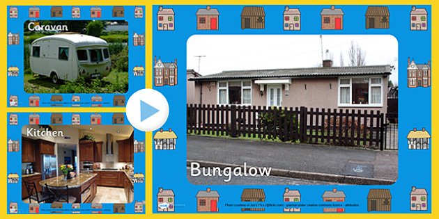 Houses and Homes Photo PowerPoint - powerpoint, power point, interactive, powerpoint presentation, houses and homes, at home, houses and homes powerpoint, presentation, slide show, slides, discussion aid, discussion points