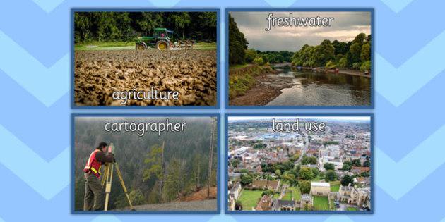 Land Use Display Photos - land use, display photos, display