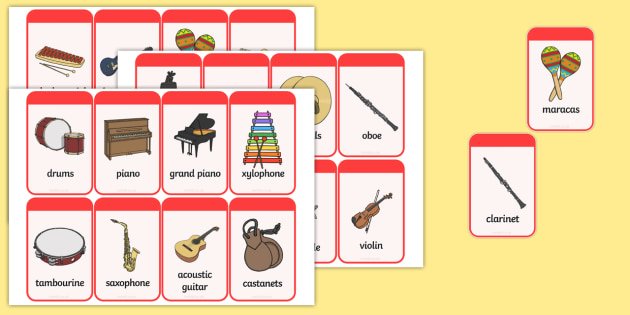 picture regarding Piano Flash Cards Printable named Musical Resource Flashcards - Songs, resource, step