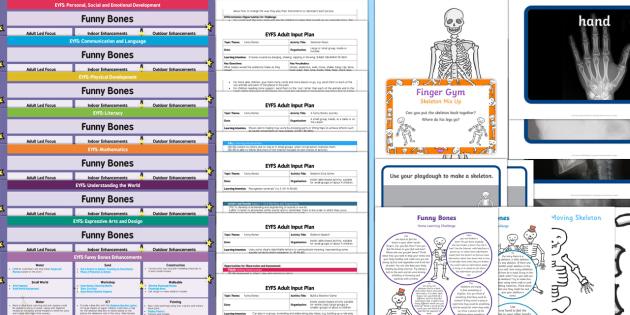 EYFS Bumper Planning Pack