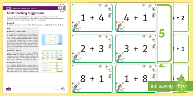 Pre-Key Stage Standards Maths Standard 4 Strand E Resource Pack
