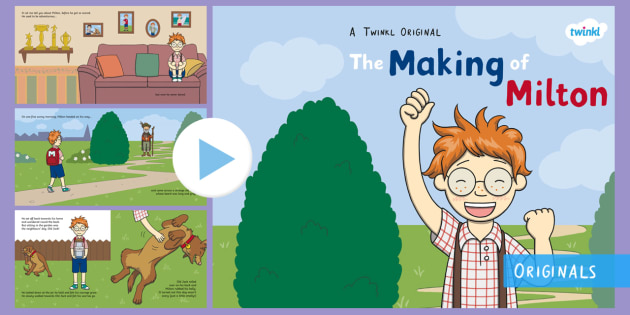 the making of milton story powerpoint courage ebook fiction