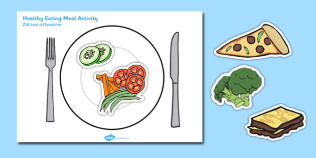 Healthy Eating Meal Activity Polish Translation - polish, healthy eating, meal, activity, health, food