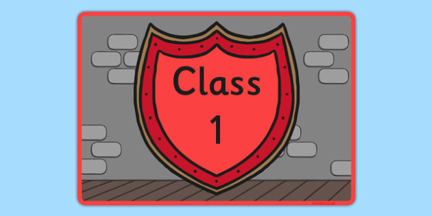 Shield Editable Door Sign - castles, knights, armour, medieval, door, welcome, class, sign, label, poster, edit