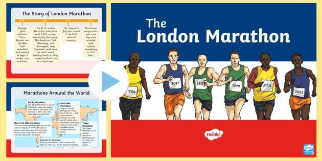 how to join london marathon