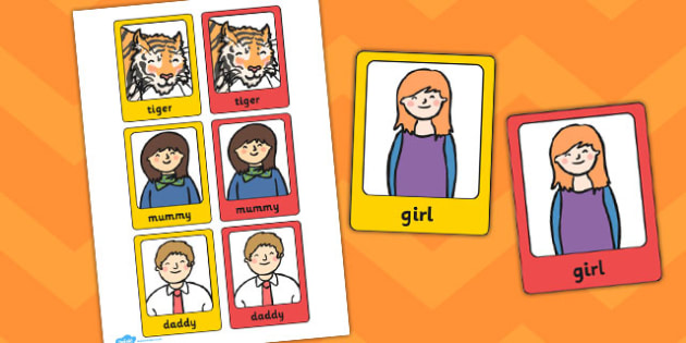 The Tiger Who Came to Tea Guess Who Activity Cards - the tiger who came to tea, guess who, game cards, guess who game, games, activities, puzzles